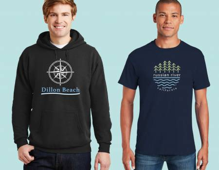 Dillon Beach & Russian River Apparel Link
