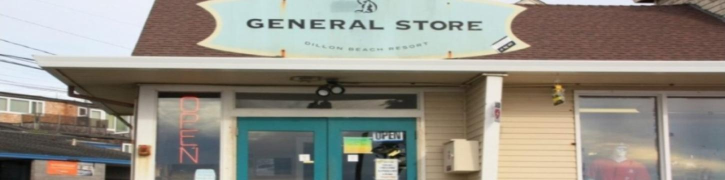 Dillon Beach General Store Banner Image