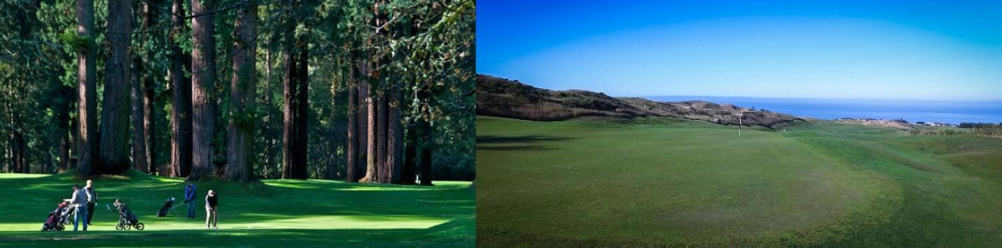 Northwood Golf Course & The Links at Bodega Bay